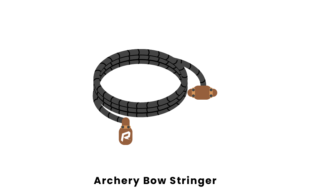 archery bow stringer