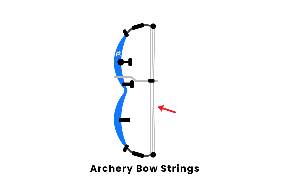 archery bow strings