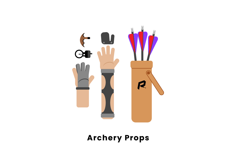 archery props