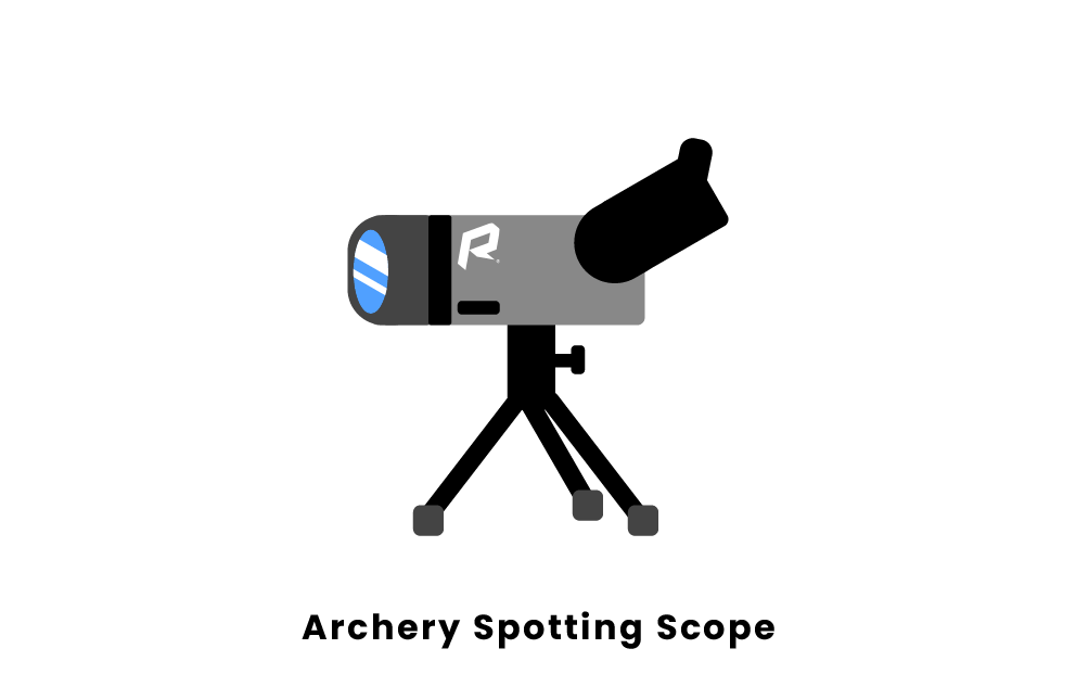 archery spotting scope