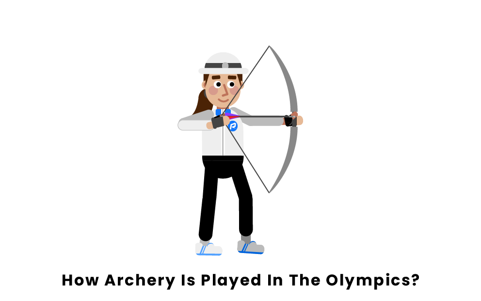 How Archery Is Played In The Olympics