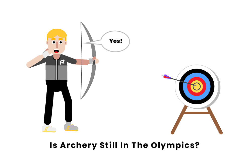 is archery still in the Olympics