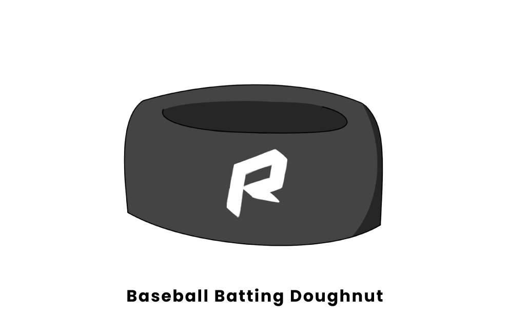 baseball batting doughnut