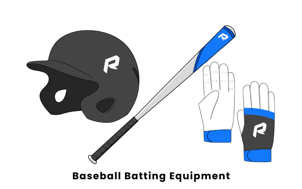 baseball batting equipment