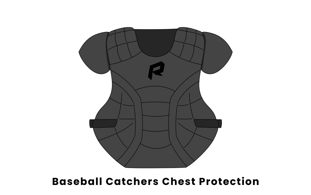 Baseball Catchers Chest Protection