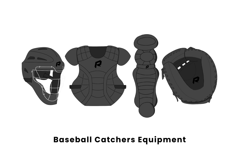 baseball catchers equipment