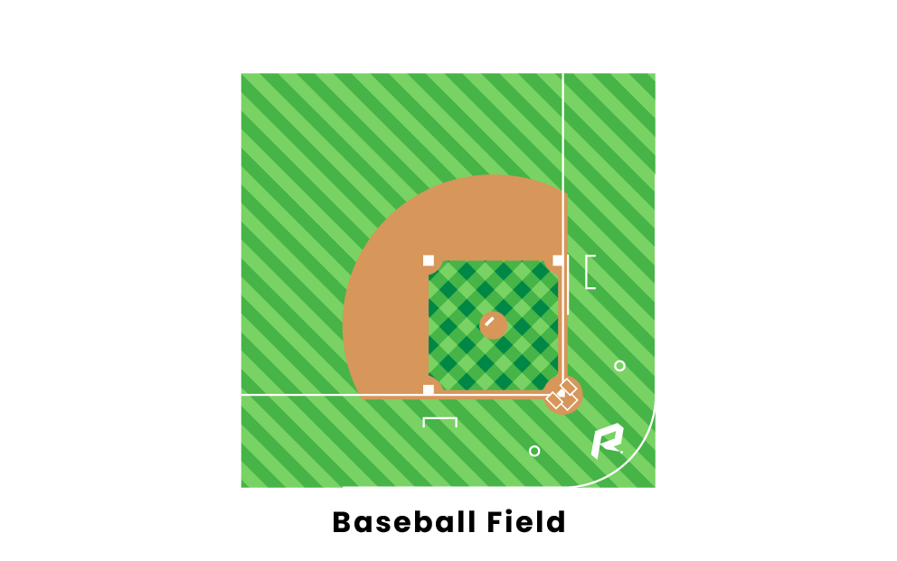 Baseball The Field
