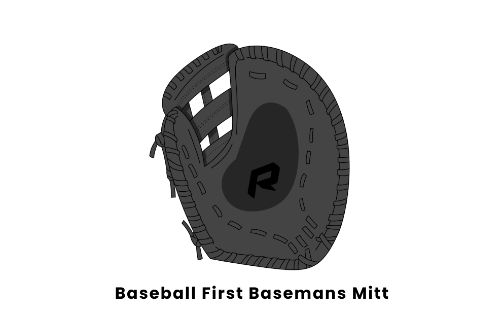 baseball first basemans mitt