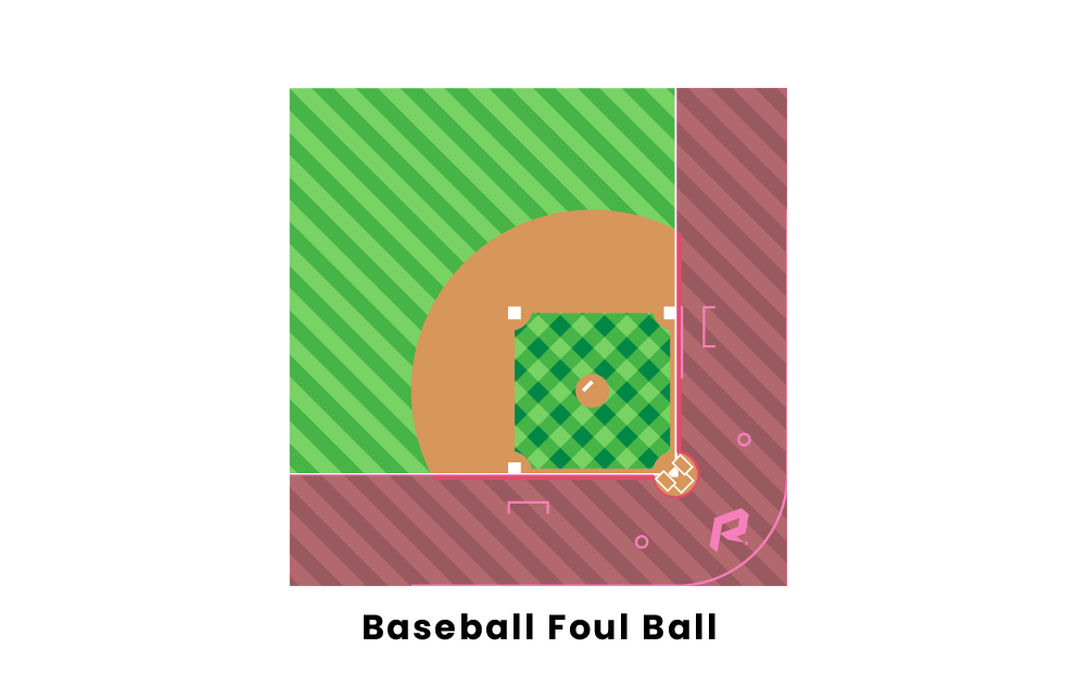 baseball foul ball