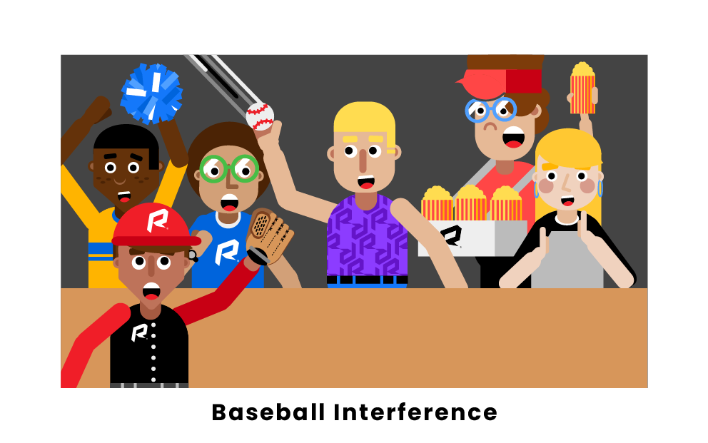 Baseball Interference Rules