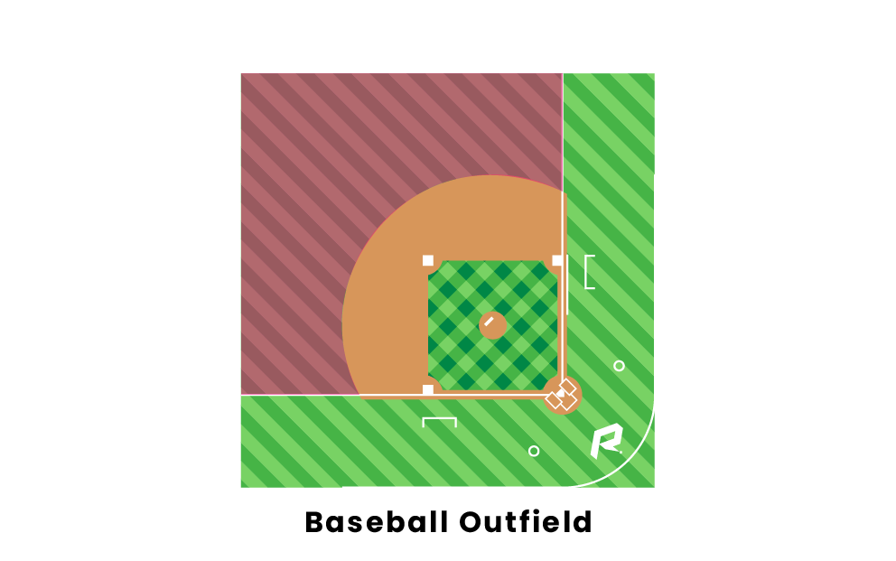 Outfield Baseball
