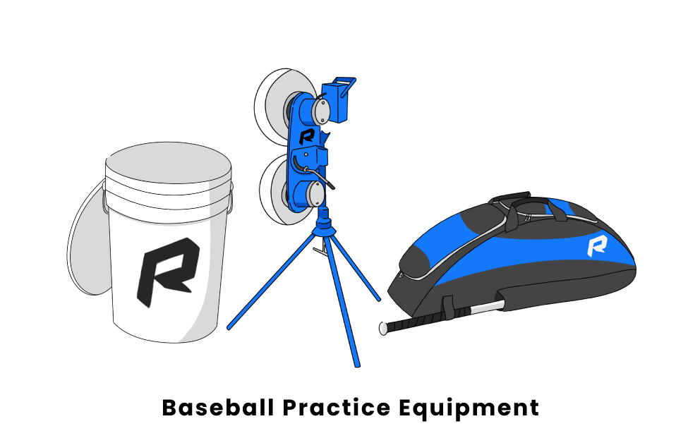 baseball practice equipment