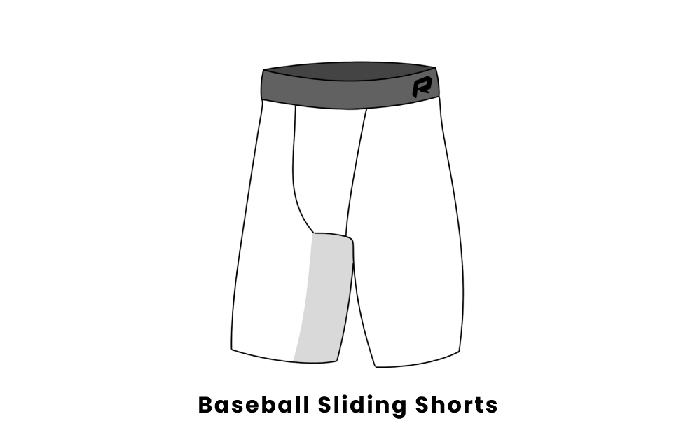 baseball sliding shorts