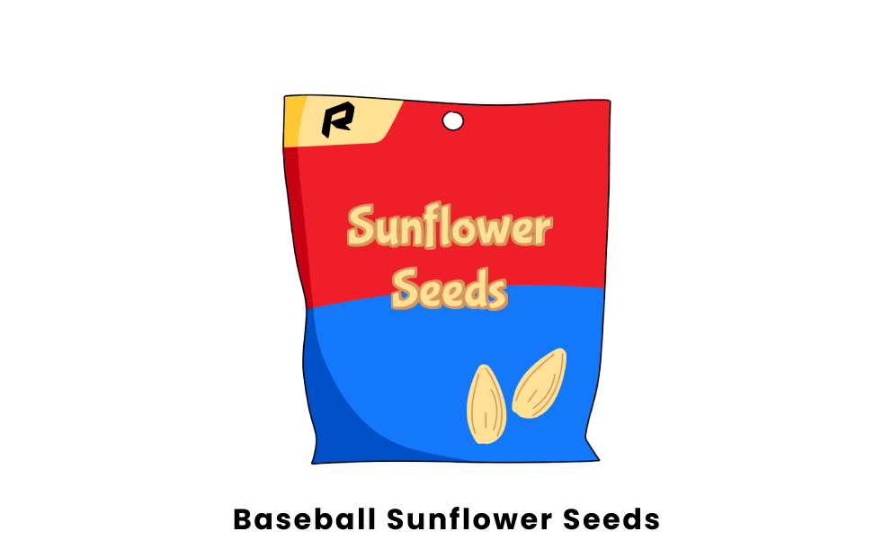 baseball sunflower seeds