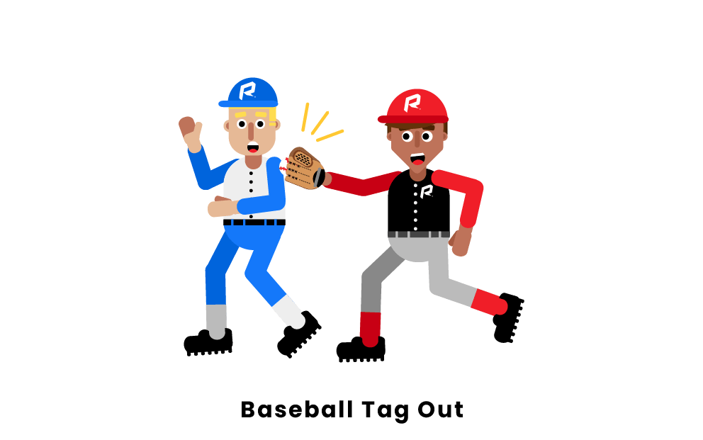 Baseball Tag Out Rules