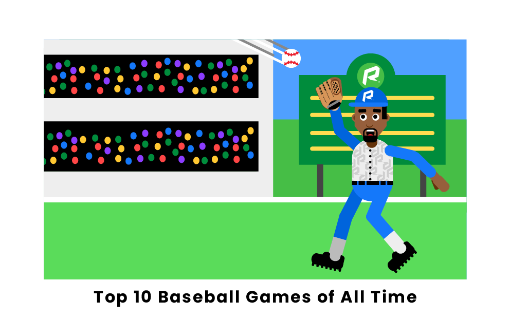 Top 10 Baseball Games All Time