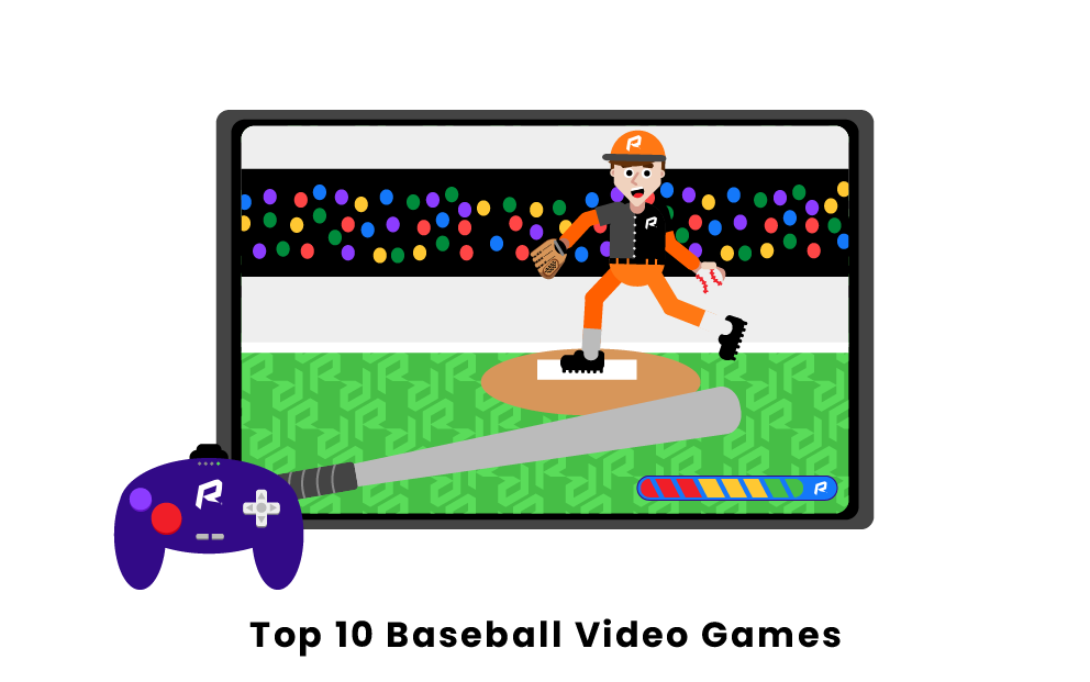Top 10 Baseball Video Games