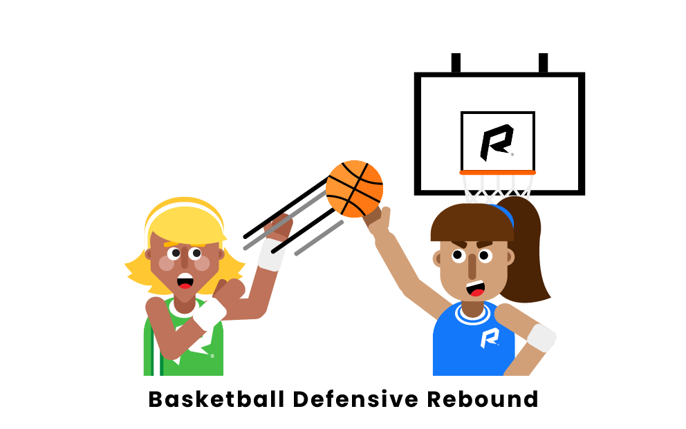 Basketball Defensive Rebound