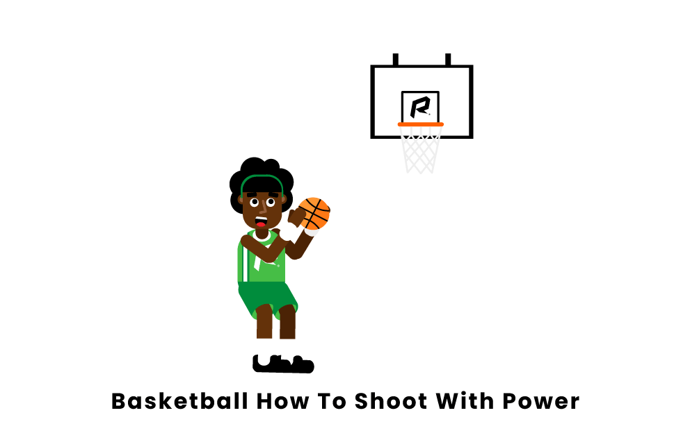 Basketball How to Shoot with Power