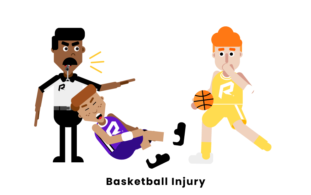 Basketball Injury