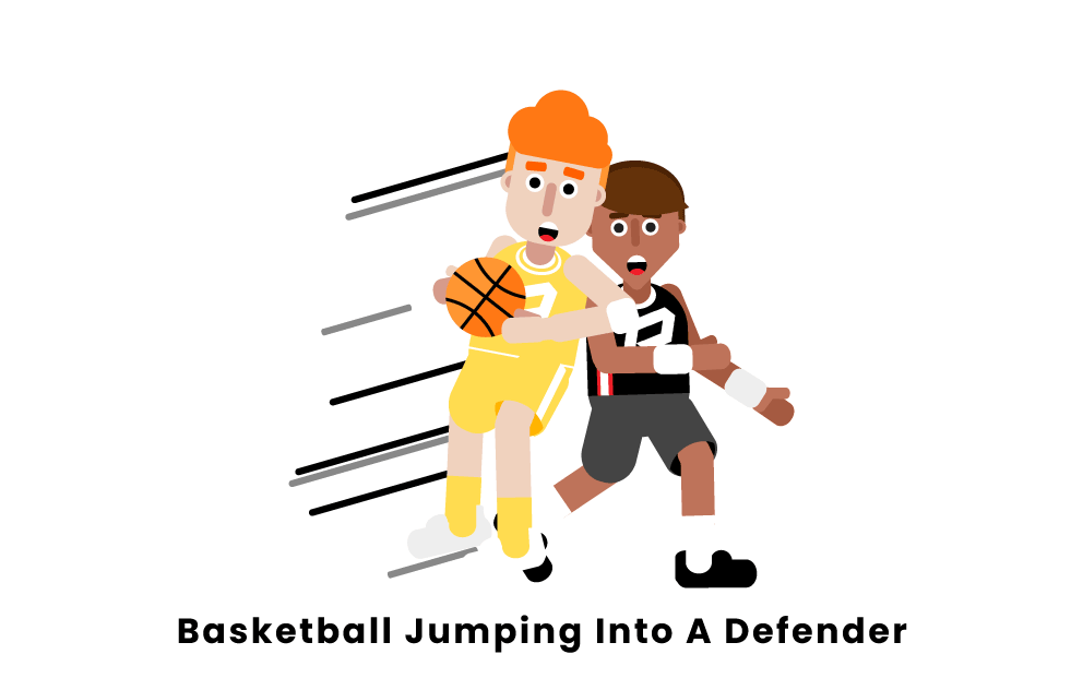 Drawing Fouls In Basketball