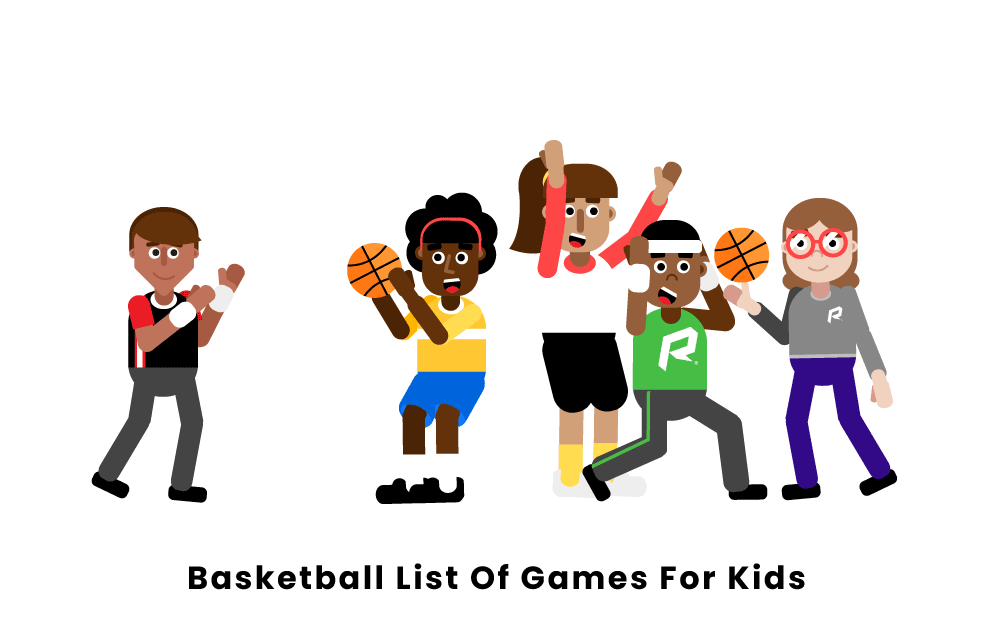 Basketball List Of Games For Kids