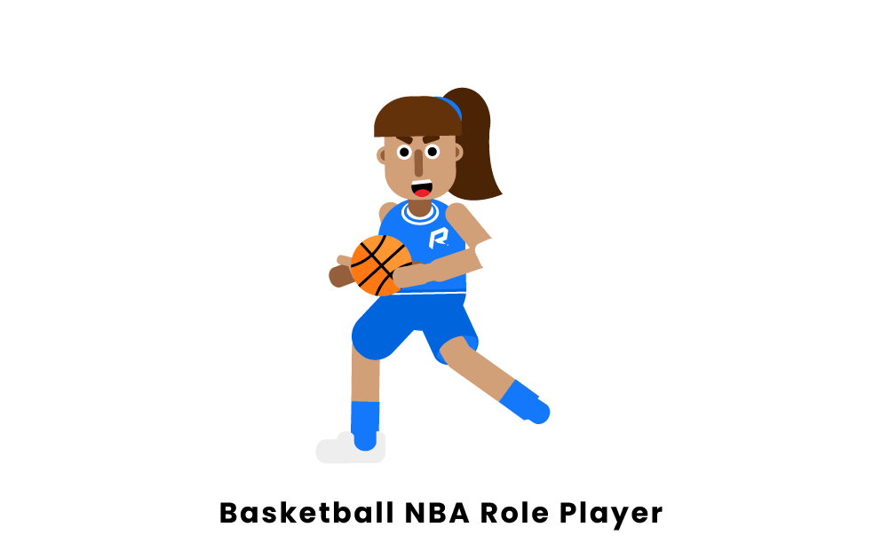 Basketball NBA Role Player