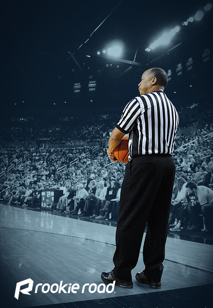 basketball official