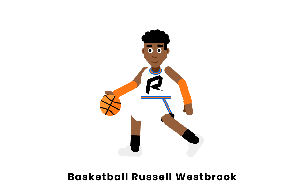 Basketball Russell Westbrook