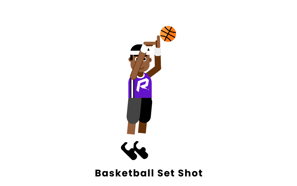 Basketball Set Shot