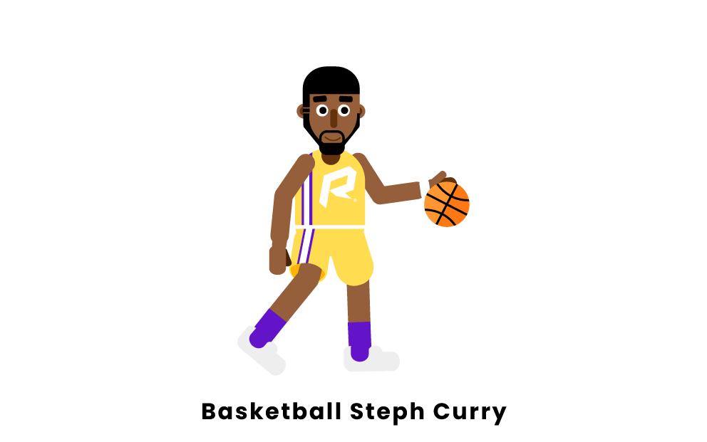 Basketball Steph Curry