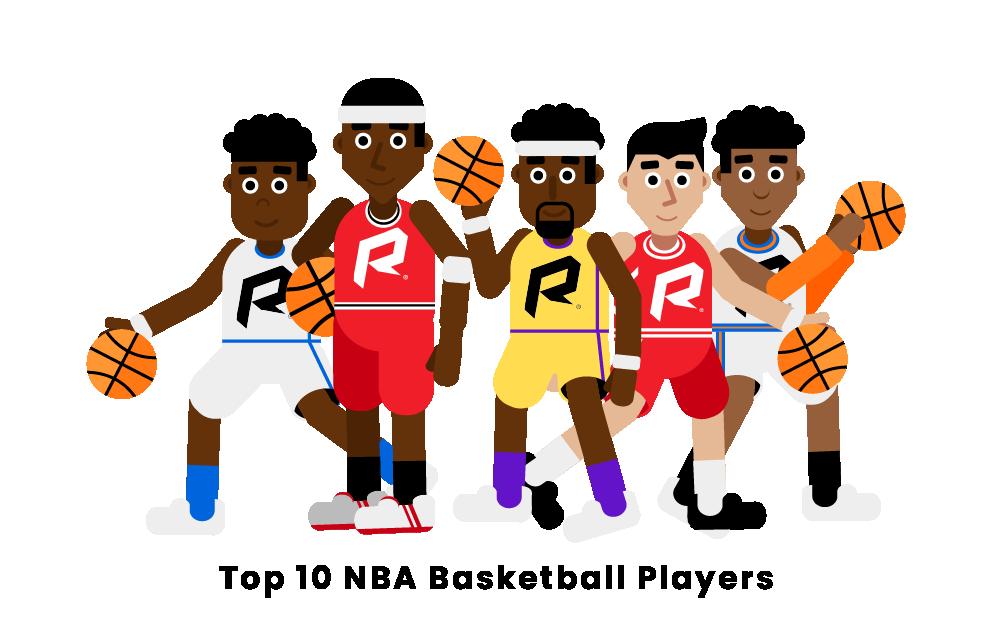 Top 10 Nba Basketball Players