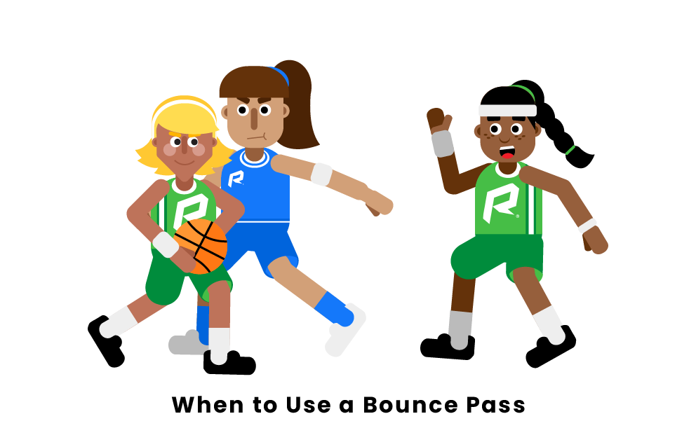 When to Use a Bounce Pass