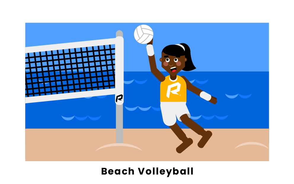 Top 6 Best Women's Beach Volleyball Players Of All Time