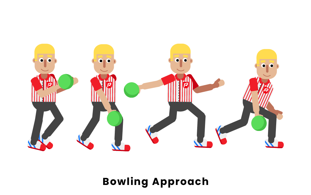 bowling approach