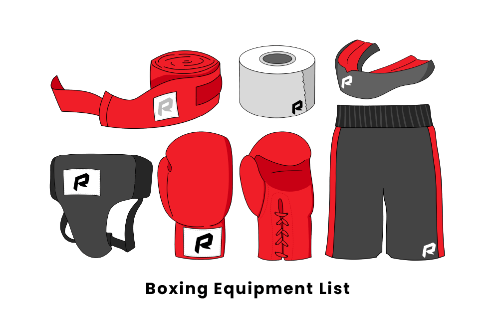 Boxing Equipment List