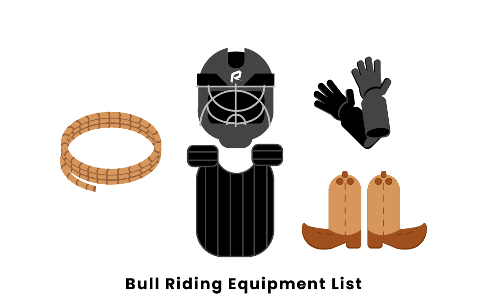 Bull Riding Equipment List