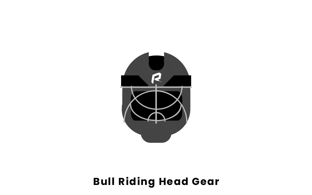 Bull Riding Head Gear