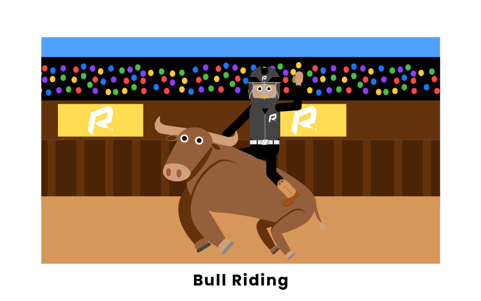 What Are The Basic Rules Of Bull Riding?
