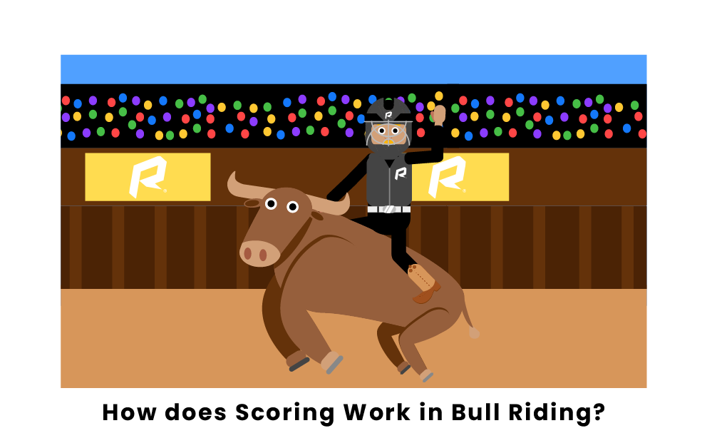 How Does Scoring Work In Bull Riding?