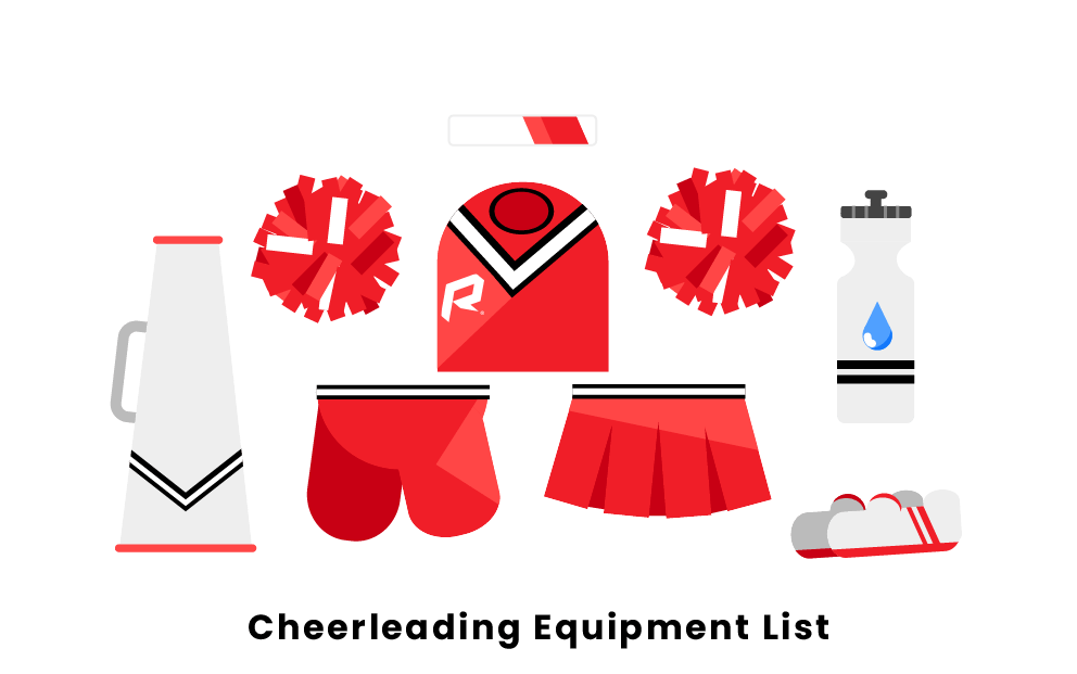 Cheerleading Equipment List