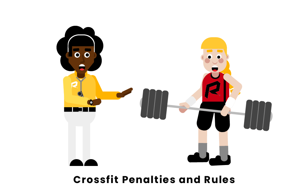 Crossfit Penalties and Rules