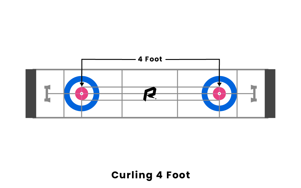 Curling 4 Foot