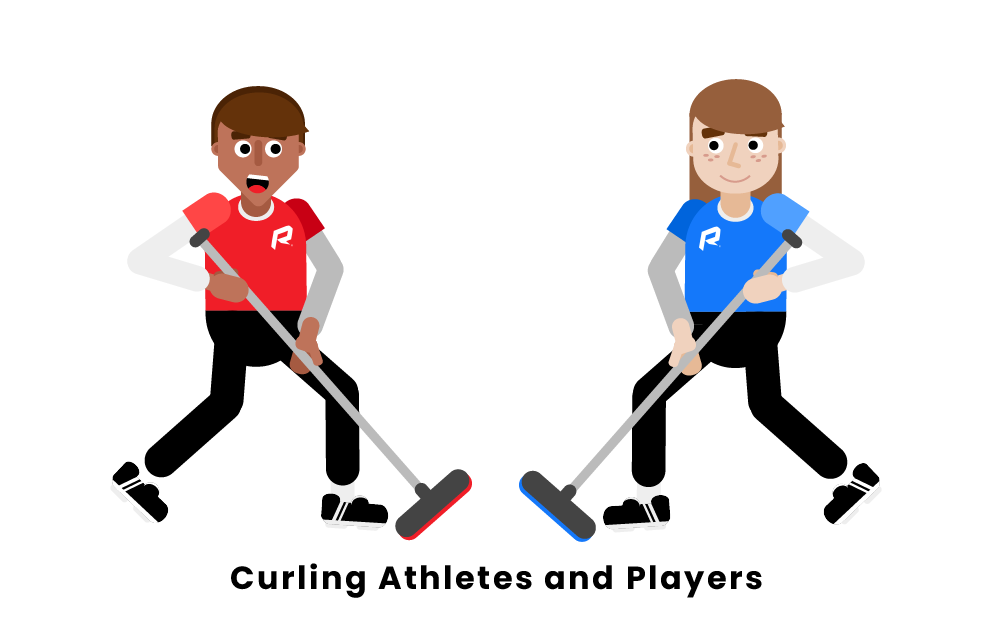 Curling Athletes and Players