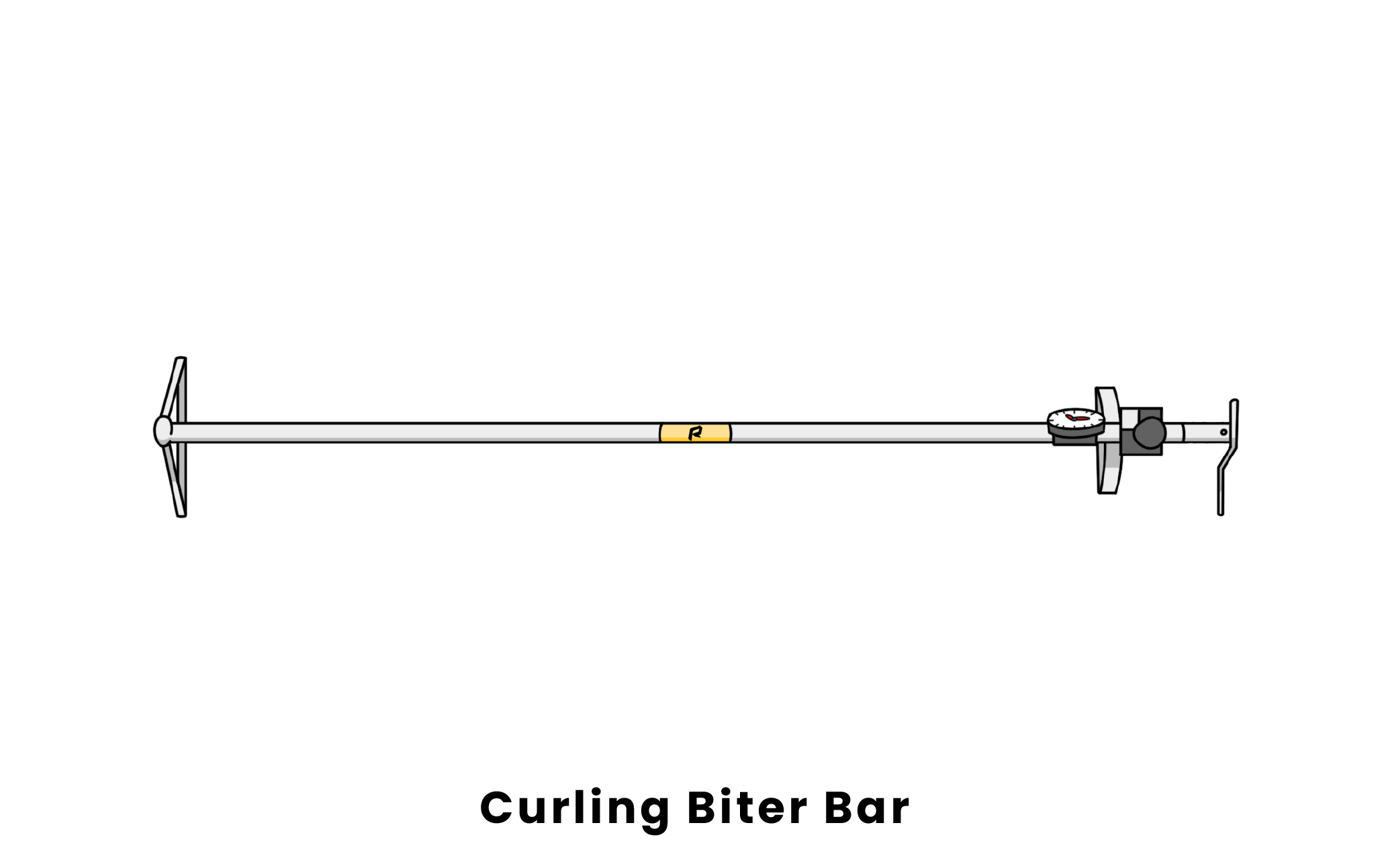 Curling Biter Bar