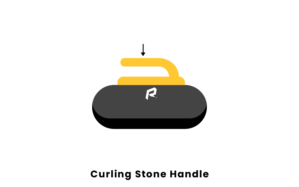 Curling Stone Handle