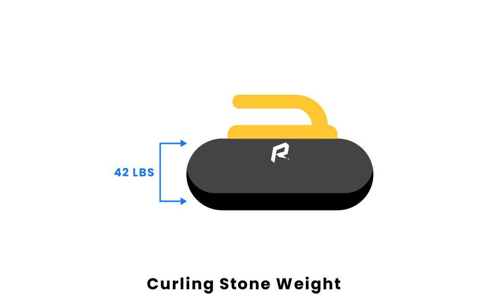 Curling Stone Weight