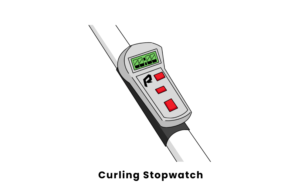 curling stopwatch