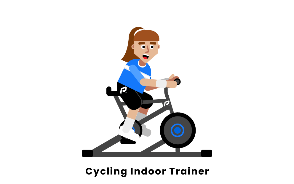 cycling indoor trainer