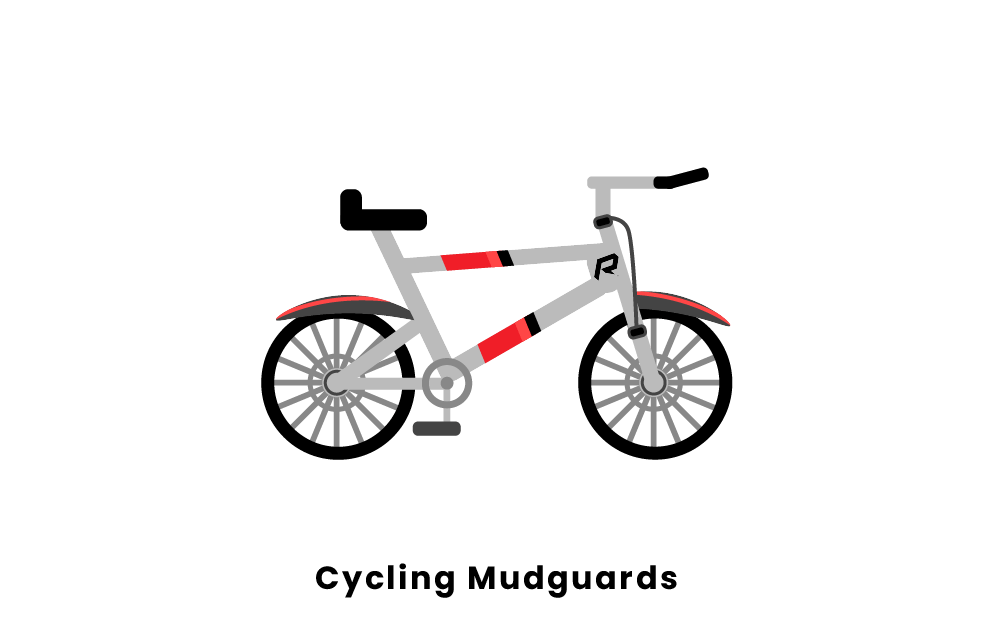 Cycling Mudguards